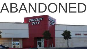 halloween city store abandoned circuit city youtube
