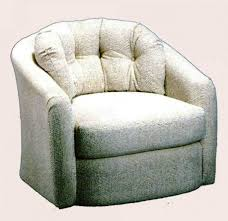 Living Room Swivel Chairs Upholstered  Liberty Interior - Upholstered swivel living room chairs