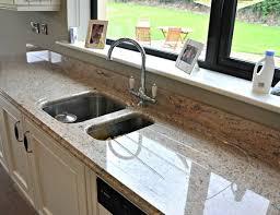 Kitchen Worktops In Ireland By StoneTec - Kitchen sink area