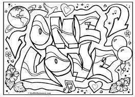 graffiti color pages get this free graffiti coloring pages to print 77417