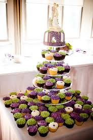 make your wedding pop with a purple and lime green theme limes