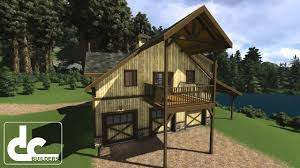 barn home 36 u0027 rustic barn home floor plans dc building youtube