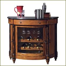 corner bar cabinet black chestnut wooden small liquor cabinet features square glass top and