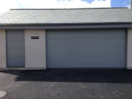 big garage doors bernauer info just another inspiring photos with 2f559c hormann lpu40 large ribbed silk grain door with matching side door in big garage