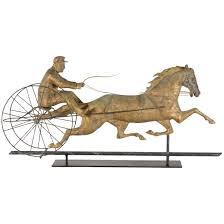 Nautical Weathervane Antique And Vintage Weathervanes 118 For Sale At 1stdibs
