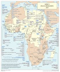 africa map review africa global peace operations review