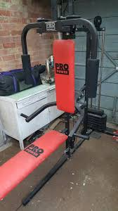 Nfl Combine Wr Bench Press Bench Pro Power Bench Used Pro Power Multi Gym Workout Bench In