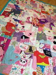 memory clothes baby clothes memory quilt genius idea scraps and quilts