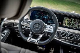 mercedes digital dashboard first drive 2018 mercedes benz s class automobile okaynext