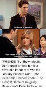 Friends Tv Show Memes - 25 best memes about ross geller and friends tv show ross