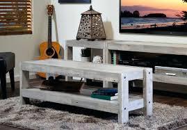 Coastal Style Coffee Tables Wood Coffee Table Weathered Wood Coffee Table Cottage