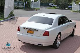rolls royce gold and red legend limousines inc rolls royce ghost rolls royce rental