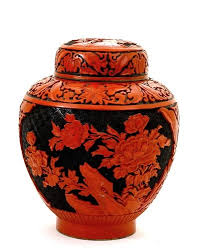 Antique Oriental Vases 94 Best Cinnabar Images On Pinterest Chinese Art Asian Art And