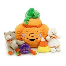 my pumpkin play set