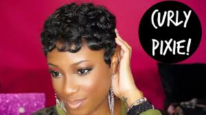 how to do a pixie hairstyles how to achieve the curly pixie hairstyle lorissa turner youtube