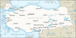 ankara on world map turkey map driving directions and maps