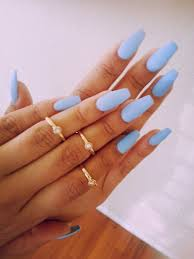 best 25 light blue nail ideas on with additional