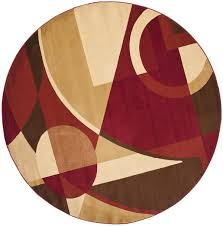 7 Foot Round Area Rugs by Rug Prl6845 4091 Porcello Area Rugs By Safavieh