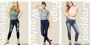amazon black friday ladies plus size amazon com wallflower jeans