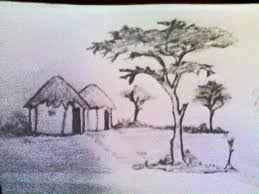 easy landscapes to draw in pencil articlespagemachinecom