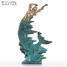 online buy wholesale mermaids statues from china mermaids statues