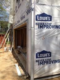 barnett u0027s build a house siding complete