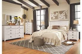 willowton queen full panel headboard ashley furniture homestore