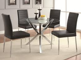 Silver Dining Room Set by Vance Silver Metal Dining Table Steal A Sofa Furniture Outlet