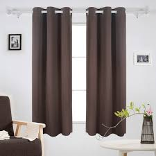 blackout room darkening curtains u2013 ease bedding with style