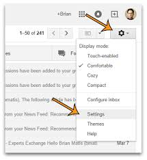 creating email templates in gmail