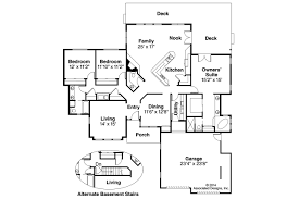 ranch house plans raleigh 10 002 associated designs