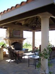photos hgtv covered patio with integrated tv and fireplace loversiq