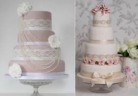 cake lace lace wedding cakes part 4 lace trim cake magazine