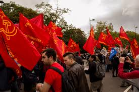 Huge Red Flag Huge Tuc March Brings The Issue Of Poverty Pay To York York