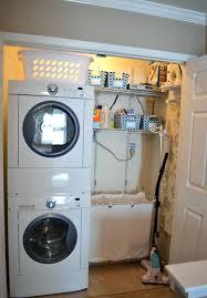 closet laundry room makeover