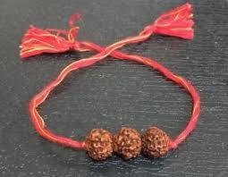 thread bead bracelet images Rudraksh rudraksha bead bracelet wrist band wristband rakhi mala jpg
