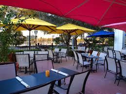 cool restaurant patio furniture artistic color decor contemporary
