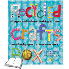 recycled crafts box www homesew com