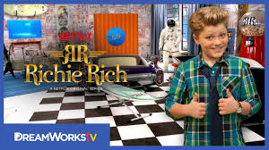 coolest room ever exclusive clip richie rich youtube