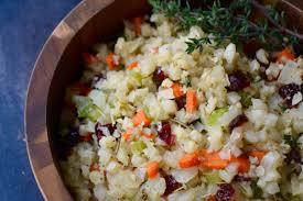 rice thanksgiving dressing