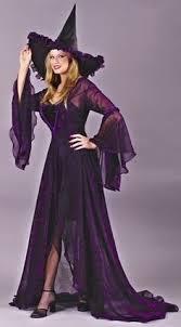 Purple Halloween Costume Ideas Sorceress Witch Halloween Costume For Women Halloween