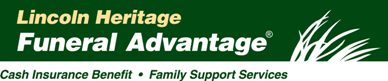 funeral advantage services lincoln heritage insurance