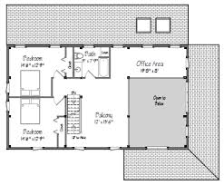 floor plan for small house barn house plans