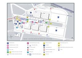site plan manga comic con