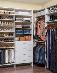 Cheap Organization Ideas Bedroom Small Walk In Closet Organization Ideas With Built In Walk