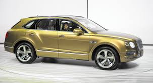 suv bentley 2017 price bentley bentayga is the world u0027s fastest most luxurious most