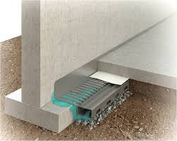 basement waterproofing methods the water grabber system collects