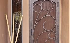 Home Xfinity by Door Wrought Iron Security Door Awesome Home Door Security