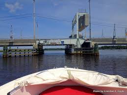 a small boat cruise up the mullica river on the jersey shore