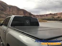 Rugged Liner Dealers 2017 2018 Ford F250 Rugged Hard Folding Tonneau Cover Rugged